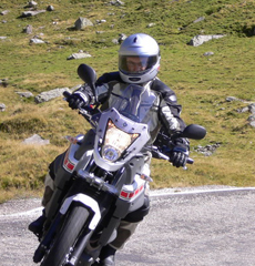 Pässe Tour Transilvanien
